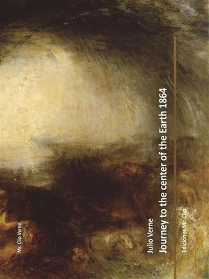 cover image of Journey to the center of the Earth 1864