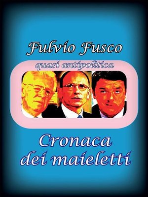 cover image of Cronaca dei maieletti
