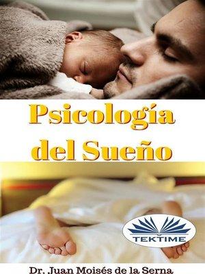 cover image of Psicología del Sueño