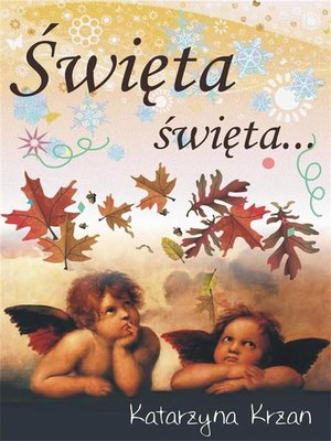 cover image of Święta, święta