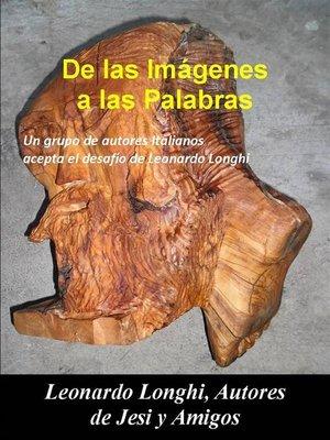 cover image of De Las Imágenes a Las Palabras