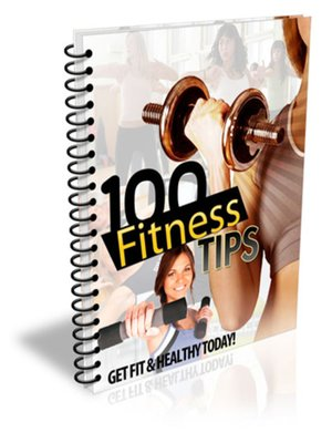 cover image of 100 Fitness Tips