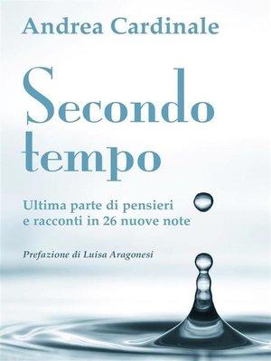 cover image of Secondo tempo