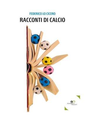 cover image of Racconti di calcio