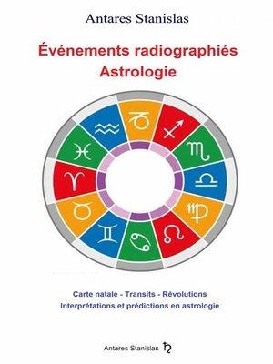 cover image of Événements Radiographiés--Astrologie