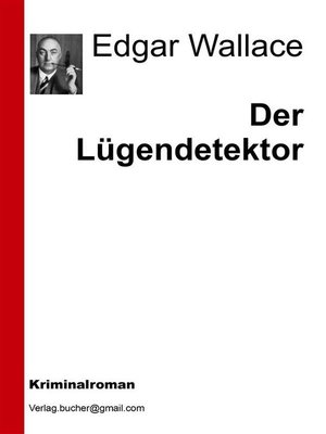 cover image of Der Lügendetektor
