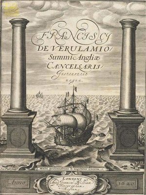 cover image of Complete Works of Francis Bacon