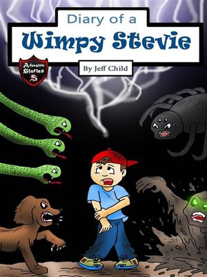 cover image of Diary of a Wimpy Stevie
