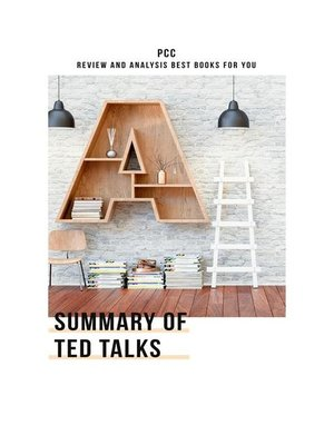 cover image of Summary of TED Talks