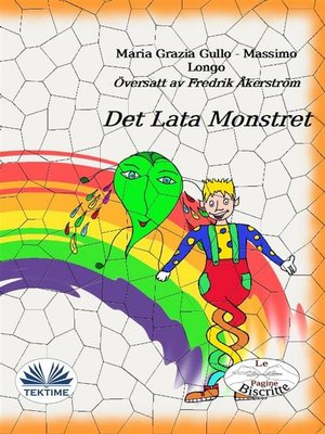 cover image of Det Lata Monstret