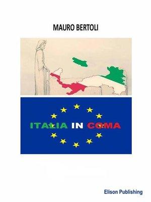 cover image of Italia in coma