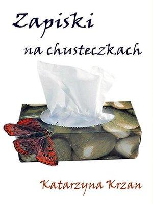 cover image of Zapiski na chusteczkach