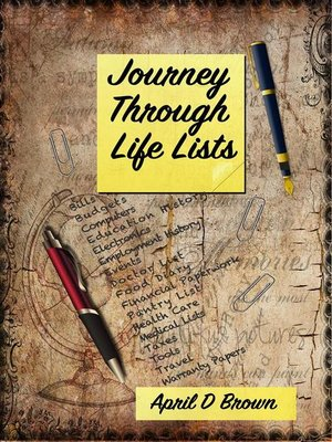 cover image of Journey Through Life Lists