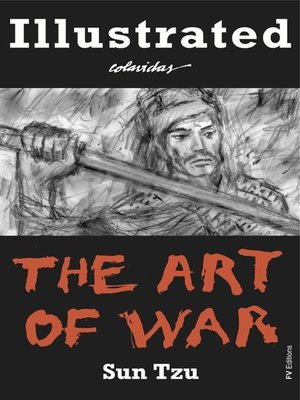 cover image of The Art of War (Illustrated)