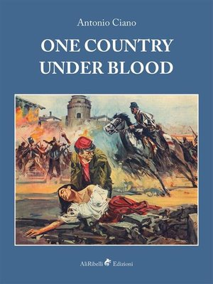 cover image of One Country Under Blood
