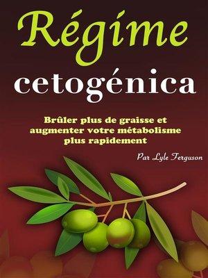 cover image of Régime Cétogène