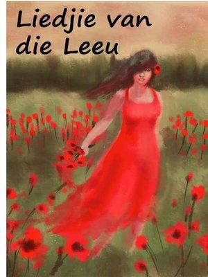 cover image of Liedjie van die Leeu