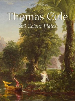 cover image of Thomas Cole
