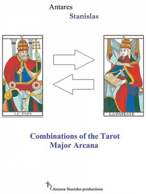cover image of Combinations of the Tarot Major Arcana