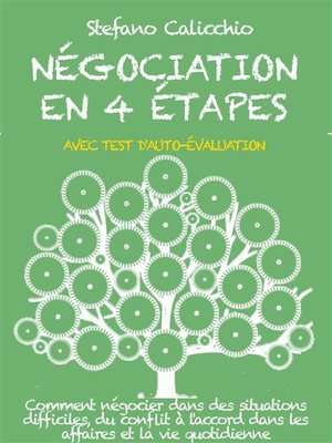 cover image of Négociation en 4 étapes