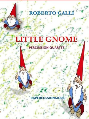 cover image of Little gnome