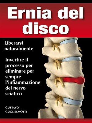 cover image of Ernia del disco--chiudere senza chirurgia