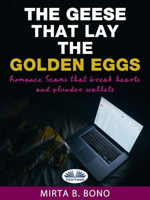 cover image of The Geese That Lay the Golden Eggs