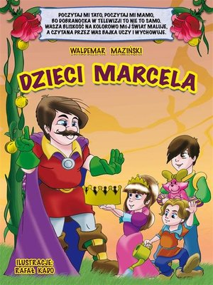 cover image of Dzieci Marcela