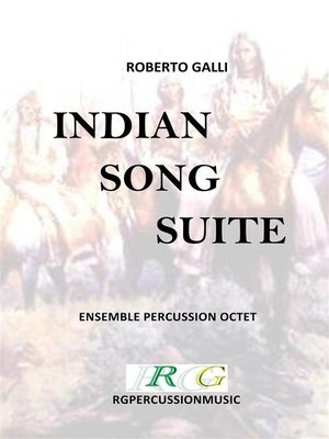 cover image of Indian song suite