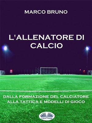 cover image of L'allenatore di calcio