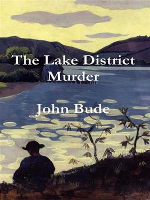 cover image of The Lake District Murder
