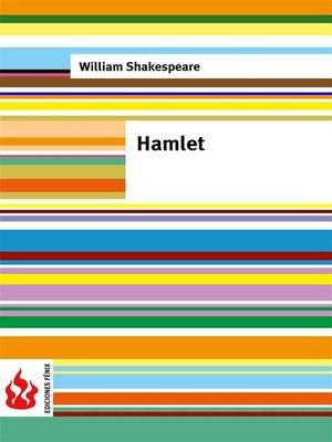 cover image of Hamlet (low cost). Edición limitada