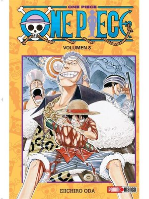 cover image of One Piece 8