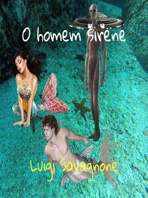 cover image of O Homem Sirene