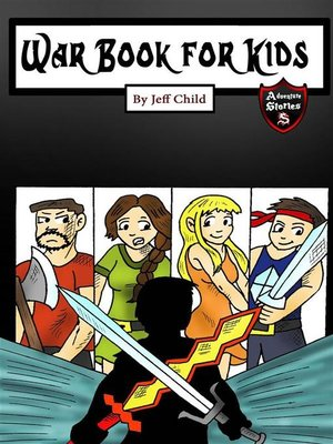 cover image of War Book for Kids