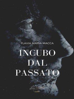 cover image of Incubo dal passato