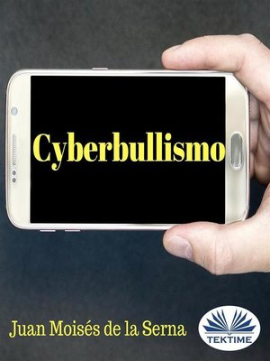 cover image of Cyberbullismo