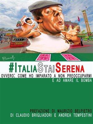 cover image of #ItaliaStaiSerena