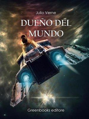 cover image of Dueño del mundo