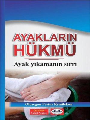 cover image of Ayakların Hükmü