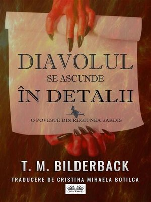 cover image of Diavolul Se Ascunde În Detalii