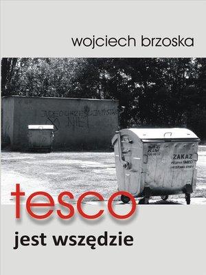 cover image of tesco jest wszędzie