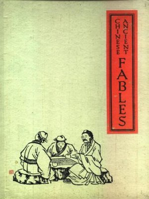 cover image of Ancient Chinese Fables