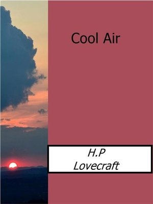 cover image of Cool Air
