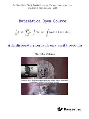 cover image of Alla disperata ricerca di una verità perduta