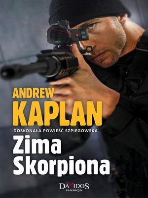 cover image of Zima Skorpiona