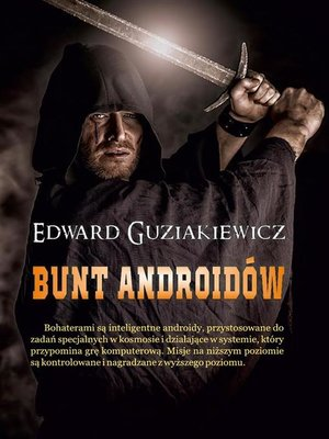cover image of Bunt androidów