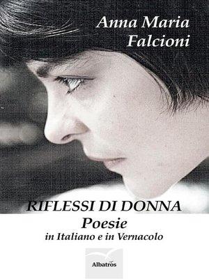 cover image of Riflessi di donna