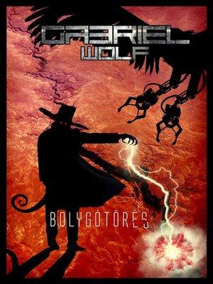 cover image of Bolygótörés