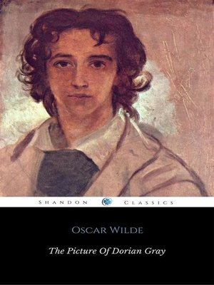 cover image of The Picture of Dorian Gray (ShandonPress)